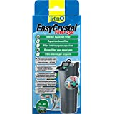 Tetra EasyCrystal 250 - Filtre Intérieur pour Aquarium de 15 à 40L -Efficace grâce à sa Triple Filtration Brevetée - sans Odeur - Utilisation et Maintenance Simple et Facile