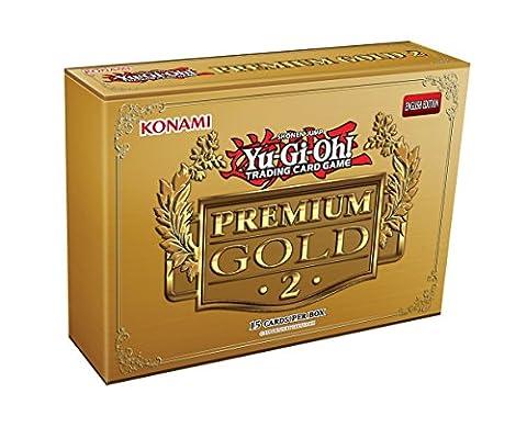 Yu-gi-oh! - 331617 - Jeu De Cartes - Premium Gold
