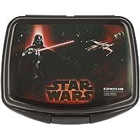 Preisvergleich für Undercover SWAK9900 - Brotzeitdose Star Wars, ca. 14 x 17 x 6 cm