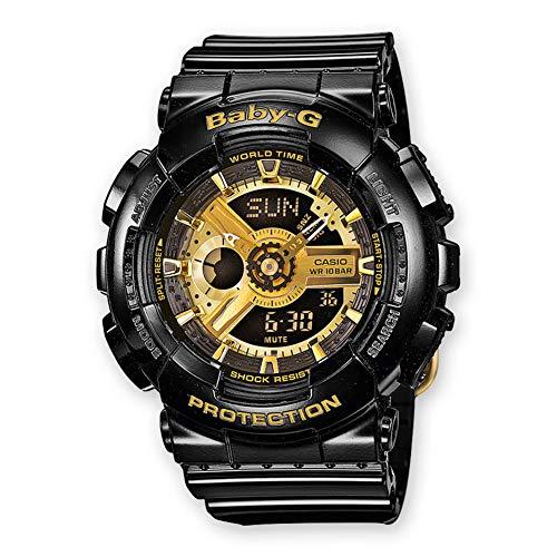 Baby-G Damen Armbanduhr BA-110-1AER