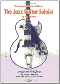The Complete Jazz Guitar Soloist par [Ron Eschete]