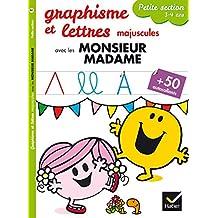 Graphisme et lettres majuscules - Petite section