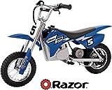 Razor Dirt Rocket MX 350 Vehículo eléctrico, Niños, Azul, Talla única