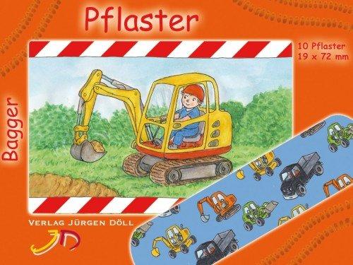 Bagger Pflaster