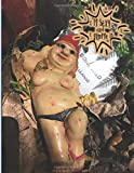 I'm sexy and I gnome it: Blank Comic Book - Variety of Templates - 2-9 Panel layouts - Draw your own Cartoons Sketchbook - Nude Bather