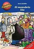 El manubrio lila: Libros para niños de 8 años de detectives: ¡Con lupa descifradora!: 5