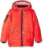 NAME IT Jungen Winterjacke Parka Steppjacke NKM Maxim 13155985 True red Gr.158