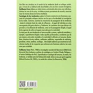 Sociología de las tendencias (Gg Moda (gustavo Gili))