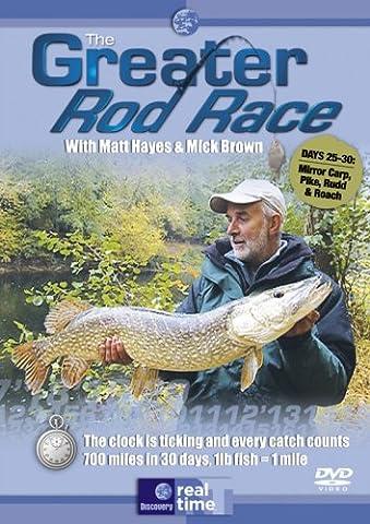 Greater Rod Race - Days 25-30 [DVD]