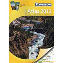 Michelin 2012 Large Format Atlas: USA, Canada, Mexico: Green Guide Scenic Drives (Anglais) de Michelin Travel & Lifestyle (Corporate Author) ( 16 juin 2011 )