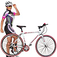 Light Weight Spunky Sports Bike 26 inch For Adults- White