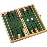 Goki HS056 - Juego de Backgammon