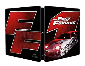 the fast and furious steelbook vin diesel. Black Bedroom Furniture Sets. Home Design Ideas