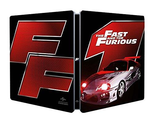 Fast And Furious (Blu-Ray) (Steelbook)