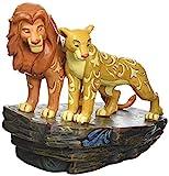 Disney Tradition Love At Pride Rock (Simba & Nala Figur)