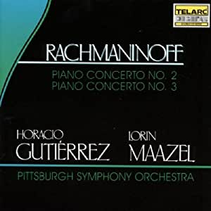 Rachmaninoff: Concerto Pour Piano N°2&3