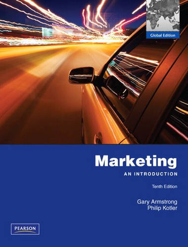 Marketing: An Introduction: Global Edition