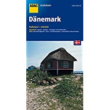 ADAC Länderkarte Dänemark 1:300.000 (ADAC Länderkarten)