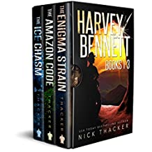 Harvey Bennett Mysteries: Books 1-3 (Harvey Bennett Thrillers Box Set Book 1) (English Edition)