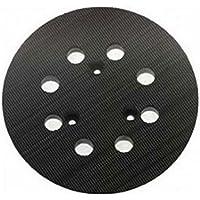 Hitachi - 753811Plateau ponçage Velcro 3trous 125mm