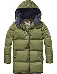 Scotch & Soda Long Puffer Coat, Abrigo para Niños
