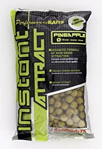 BOUILLETTES INSTANT ATTRACT PINEAPPLE 20MM 2,5KG - STARBAITS