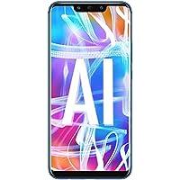 """Huawei Mate 20 Lite Smartphone da 6.3"""" (SIM singola, 4 GB di RAM, 64 GB di memoria, 24 + 2 MP CAM, Android 8.1), Blu (Sapphire Blue)"""