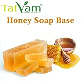 #8: Generic Tatvam Honey Melt and Pour Soap Base, 1kg