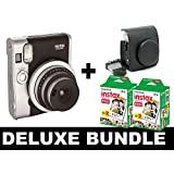Fujifilm Instax Mini 90NEO–Noir + 40photos vintage + ETUI Noir