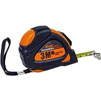 Flessometro Professionale, Metro A Nastro Professionale 3M Larghezza 16mm, Puntina Magnetica,Clip Per Cintura,Auto…