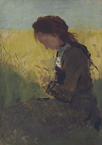 Das Museum Outlet–Camille, 1880–Leinwand Print Online kaufen (152,4x 203,2cm)