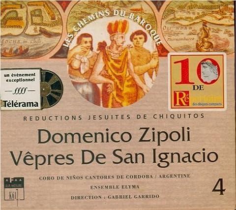 Domenico Zipoli - Vepres de San
