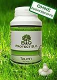 Taurin 750 mg Hochdosiert und Rein ohne Füll- und Zusatzstoffe