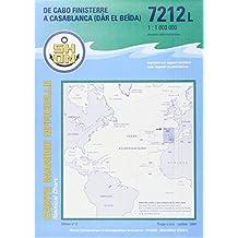 Carte marine : De Cabo Finistère à Casablanca