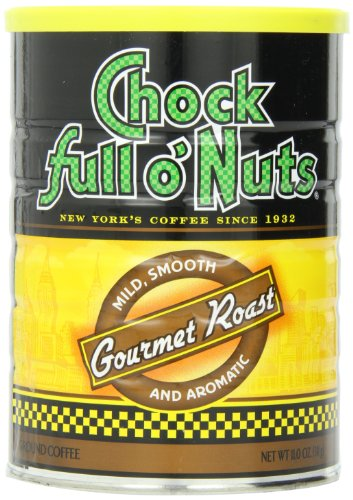 chock-full-onuts-coffee-gourmet-roast-ground-11-ounce-by-massimo-zanetti-beverage-usa-inc