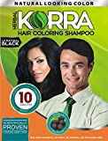 #7: Korra Hair Coloring Shampoo Natural Black 30ml Pack of 10