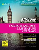 CBSE All In one English Language and Literature Class 10 (based on books First flight and Footprints Without Feet) for 2018 - 19
