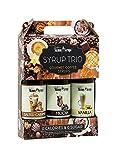 Jordans Skinny Sirup Zuckerfrei Null Kalorien - Klassische Sirup Trio