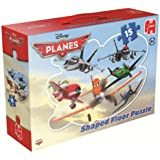 Disney Planes Shaped Floor Jigsaw Puzzle (15 Pieces)