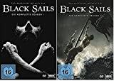 Black Sails Staffel 1+2