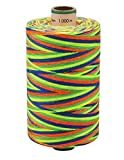 AMANN SABA® Multicolor-Garn mit Farbverlauf - 9710. neonfarben