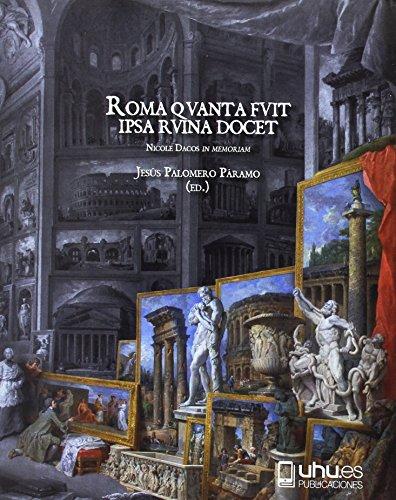 ROMA QVANTA FVIT IPSA RUINA DOCET (Collectanea)