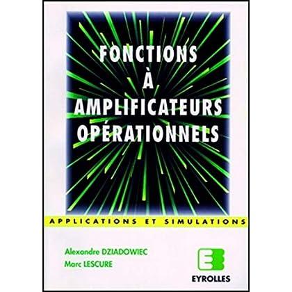 Fonctions à amplificateurs opérationnels : Applications et simulations