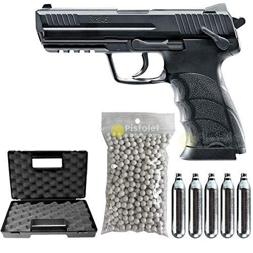 Pack HK45 / Semi-Automatique/Puissance 0.5 Joule Accessoires