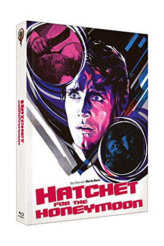 Hatchet for the Honeymoon - Mediabook (+ DVD) [Blu-ray] [Limited Collector's Edition]