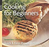 51a7pdiVw1L. SL160  - BEST BUY #1 Cooking for Beginners: Quick & Easy, Proven Recipes Reviews and price compare uk