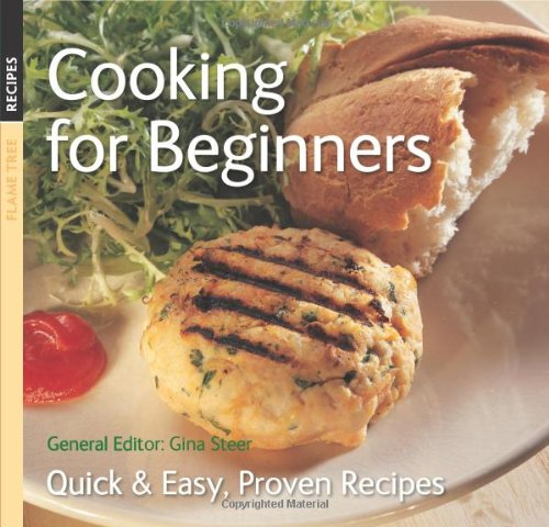 51a7pdiVw1L - BEST BUY #1 Cooking for Beginners: Quick & Easy, Proven Recipes Reviews and price compare uk