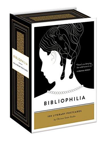 Bibliophilia: 100 Literary Postcards (Geschenk-karte Day Womens)