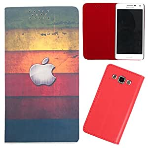 DooDa - For iPhone 6 PU Leather Designer Fashionable Fancy Flip Case Cover Pouch With Smooth Inner Velvet