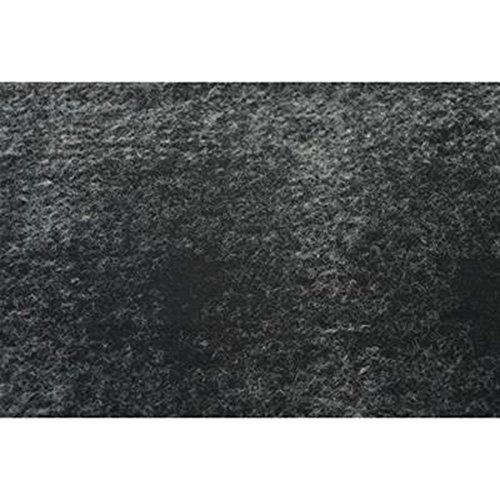 Tessuti Italiani on Line Tessuto lana cotta grigio-nero degrade'